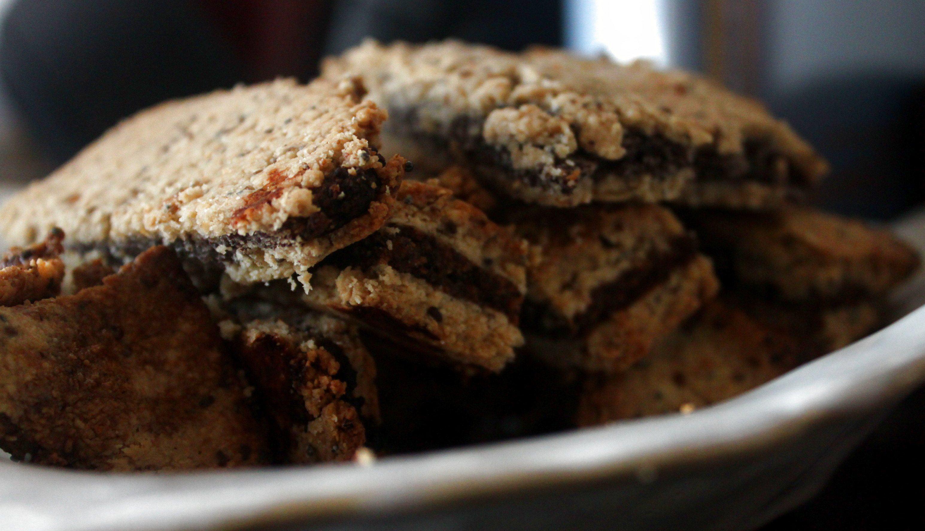 עוגיות פרג פריכות