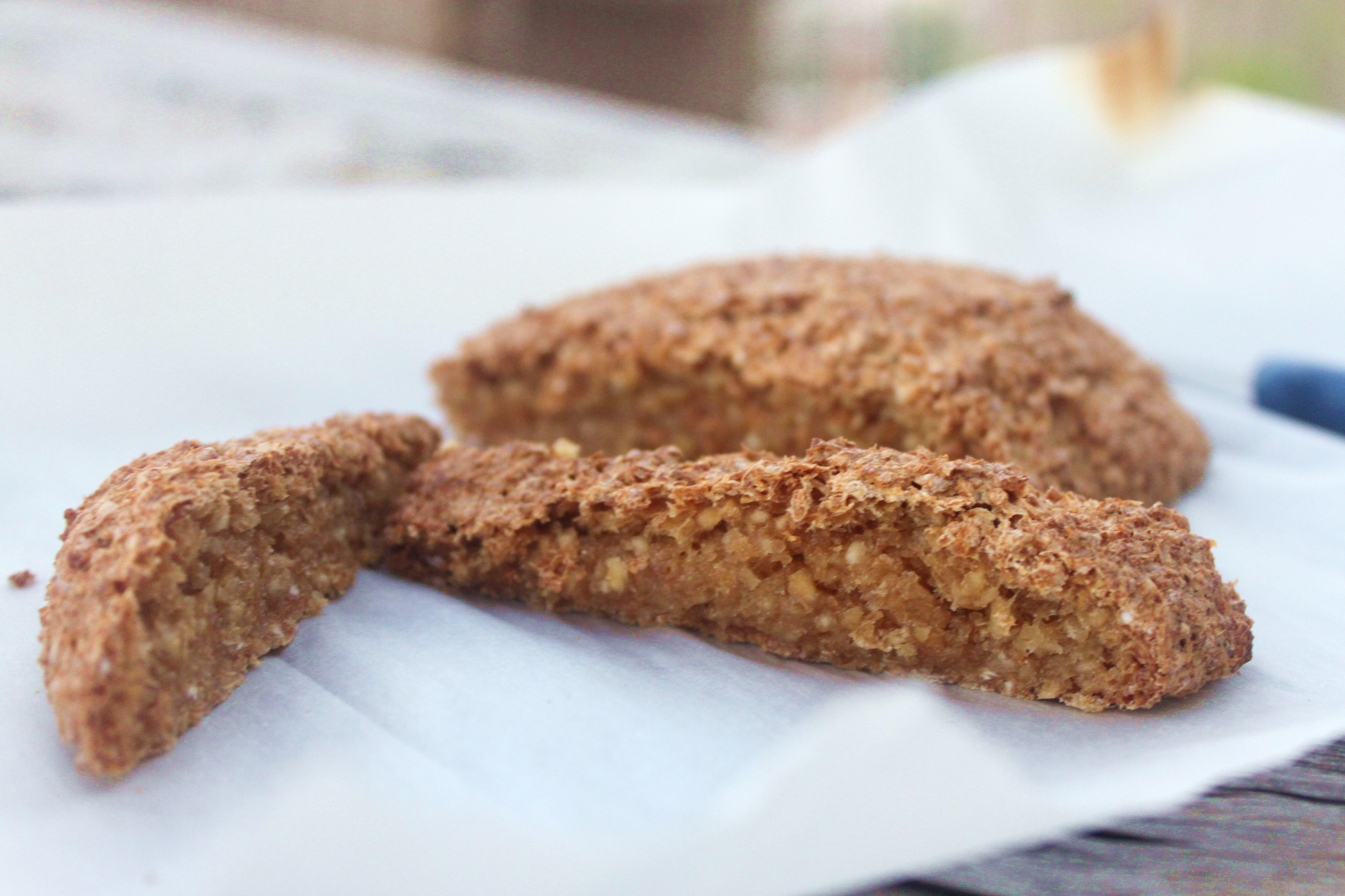 לחם סופר בריא מחיטה נבוטה אורגנית