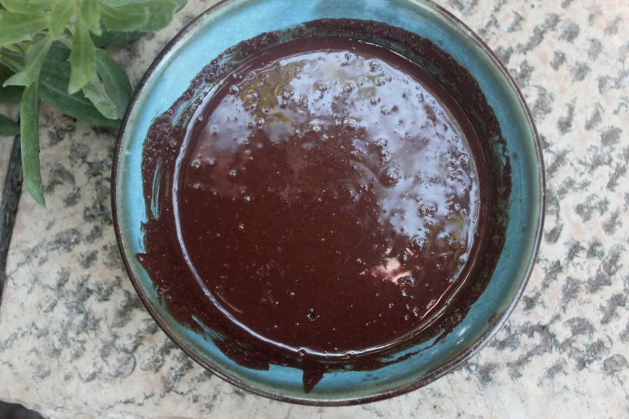 חמאת קוקוס קלוי ושוקולד
