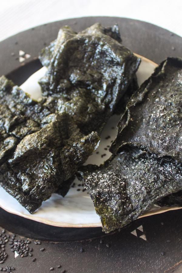 חטיף אצות נורי מלוח