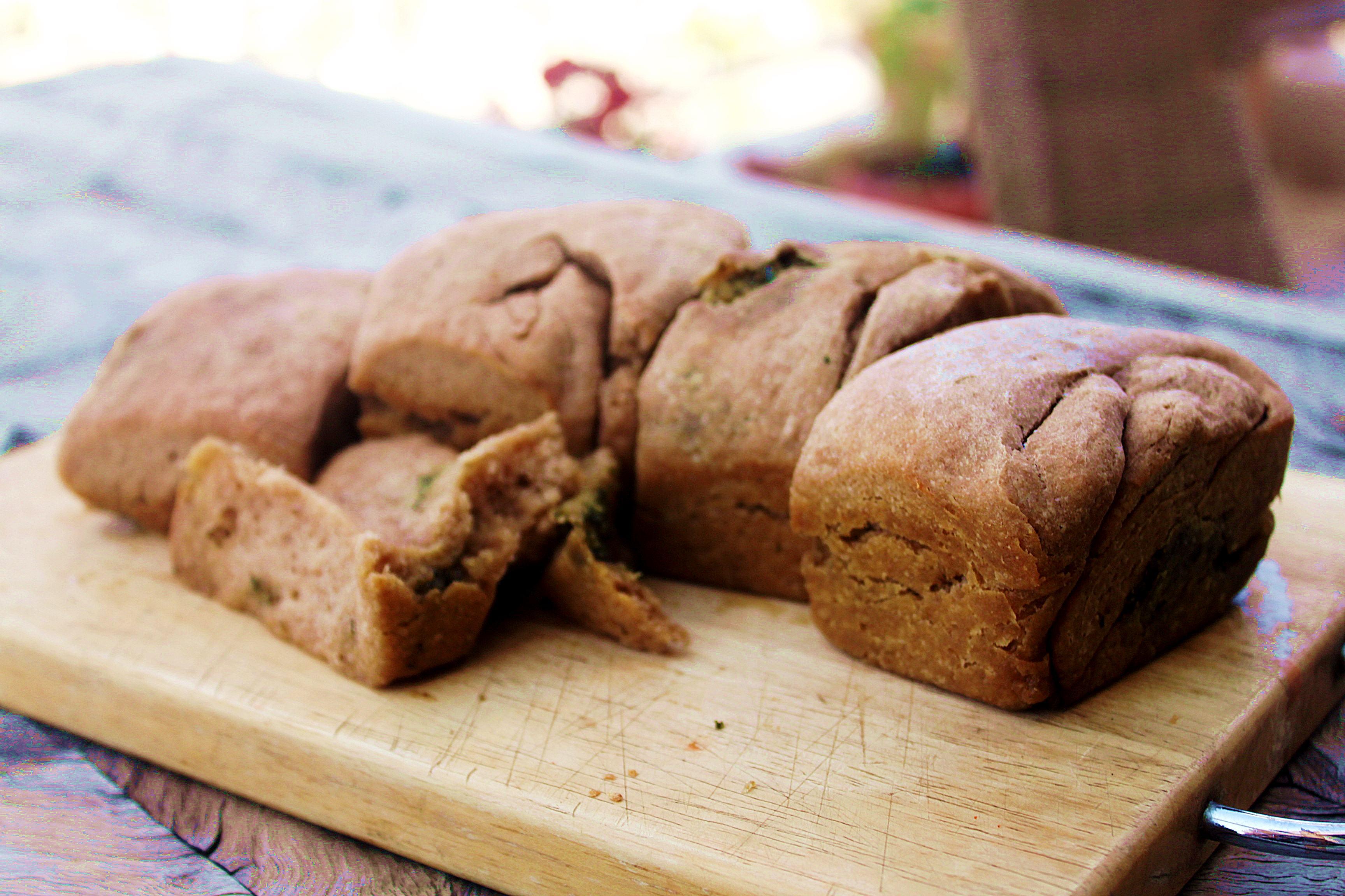 מתכון ללחם כוסמין ללא שמרים